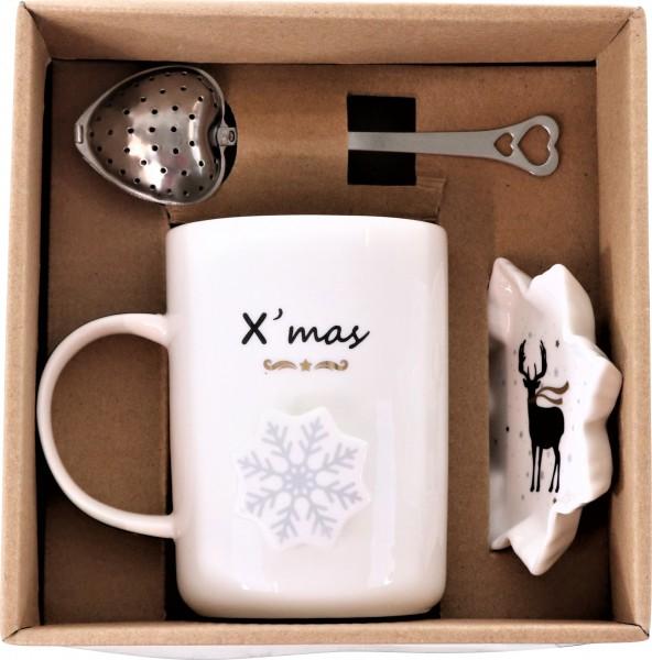"""Geschenkset """"Xmas"""""""