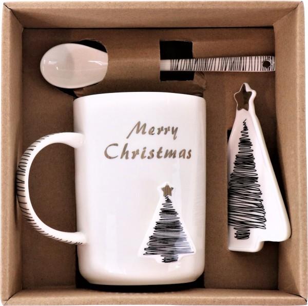 """Geschenkset """"Merry Christmas"""""""