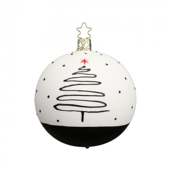 "Weihnachtskugel ""Winter-Tree"""
