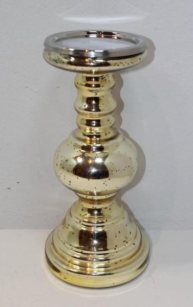 Kerzenständer Champagner, 31 cm