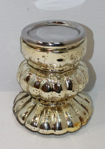 Kerzenständer Champagner, 16 cm