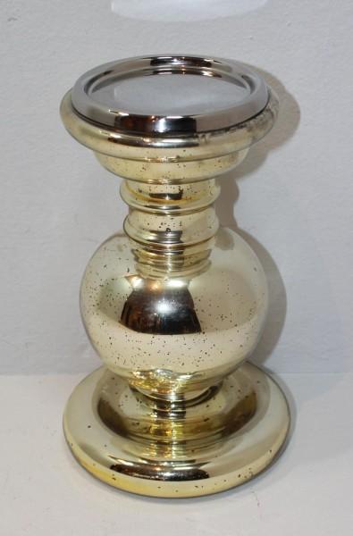 Kerzenständer Champagner, 21 cm