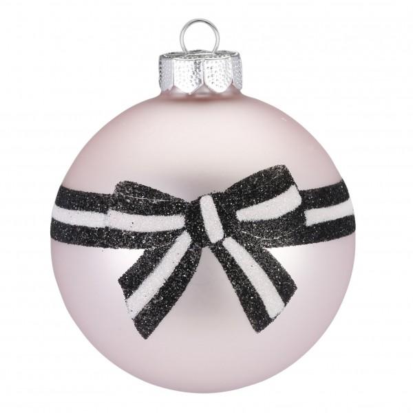 "Weihnachtskugel ""Ribbon"""